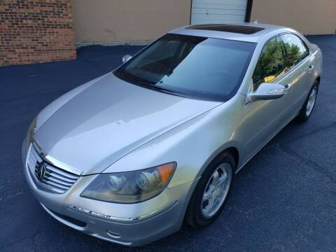 2006 Acura RL for sale at Used Auto LLC in Kansas City MO