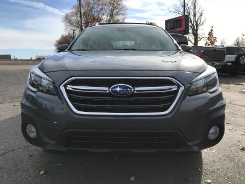 2018 Subaru Outback for sale at Rides Unlimited in Nampa ID