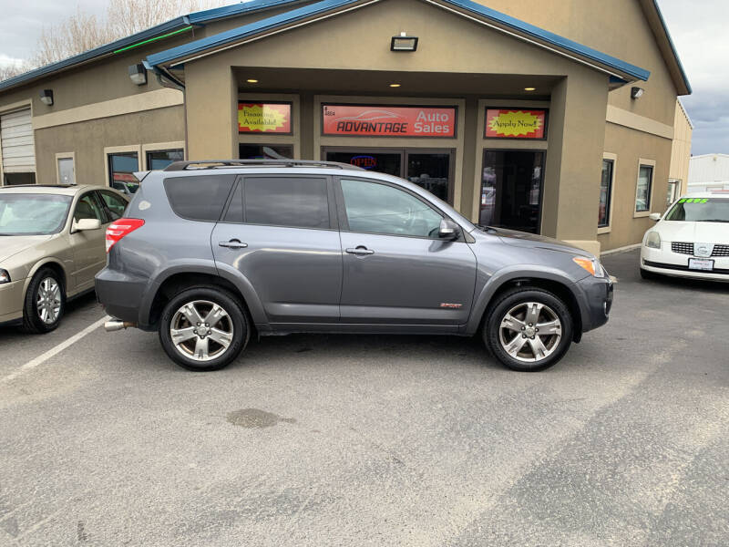 2010 Toyota RAV4 for sale at Advantage Auto Sales in Garden City ID
