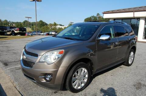 2010 Chevrolet Equinox for sale at Modern Motors - Thomasville INC in Thomasville NC