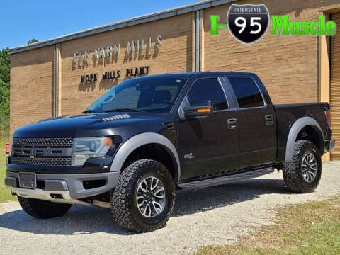 2014 Ford F-150 for sale at I-95 Muscle in Hope Mills NC
