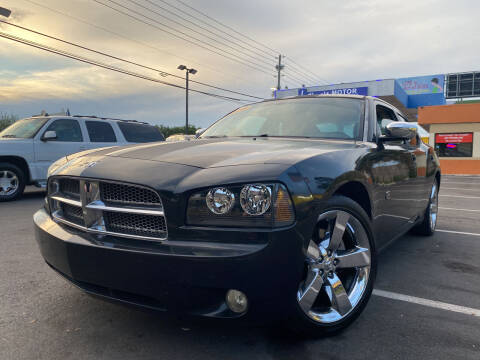 2008 Dodge Charger for sale at LATINOS MOTOR OF ORLANDO in Orlando FL