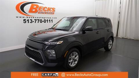 2020 Kia Soul for sale at Becks Auto Group in Mason OH