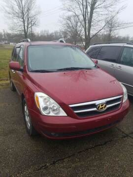 2007 Hyundai Entourage for sale at David Shiveley in Mount Orab OH