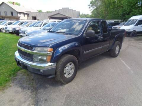 2008 Chevrolet Colorado for sale at COUNTRYSIDE AUTO INC in Austin MN
