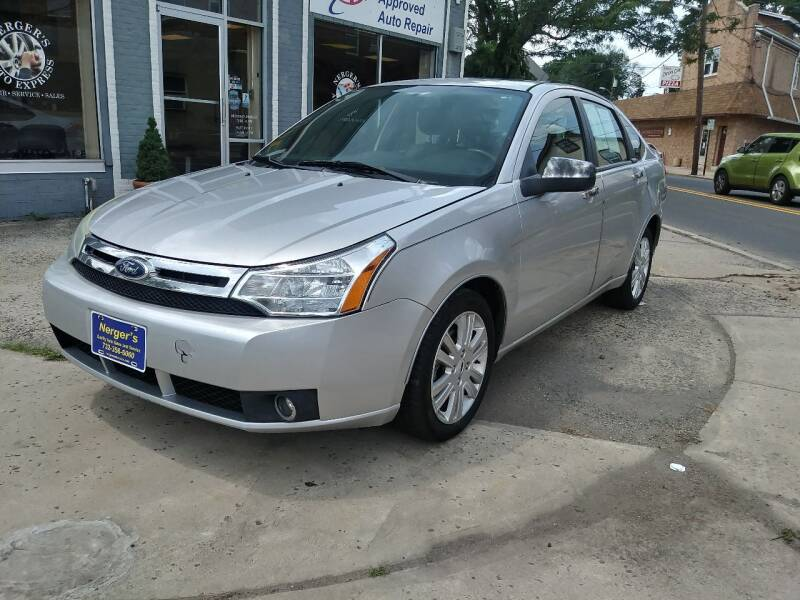 2010 Ford Focus for sale at Nerger's Auto Express in Bound Brook NJ