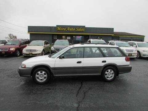 1997 Subaru Legacy for sale at MIRA AUTO SALES in Cincinnati OH