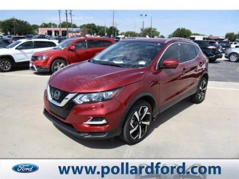 2020 Nissan Rogue Sport for sale at South Plains Autoplex by RANDY BUCHANAN in Lubbock TX