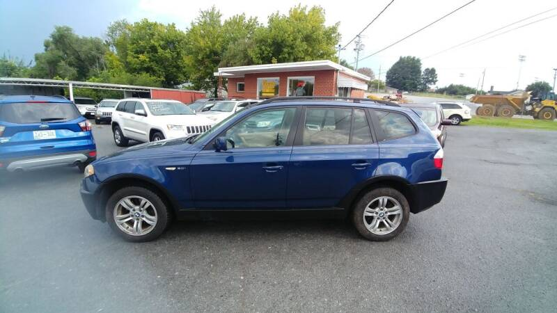 2005 BMW X3 for sale at Lewis Used Cars in Elizabethton TN