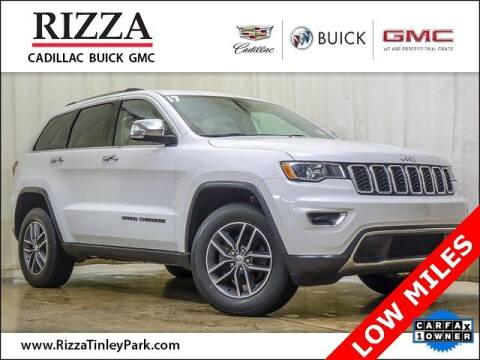 2017 Jeep Grand Cherokee for sale at Rizza Buick GMC Cadillac in Tinley Park IL