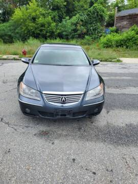 2008 Acura RL for sale at EBN Auto Sales in Lowell MA