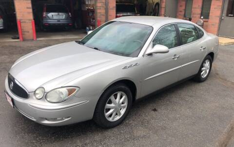 2006 Buick LaCrosse for sale at Superior Used Cars Inc in Cuyahoga Falls OH