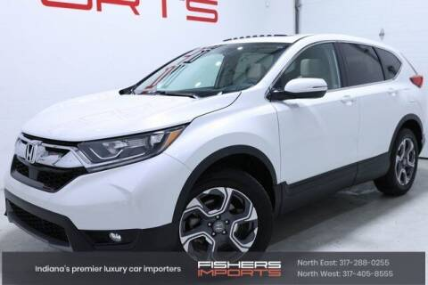 2019 Honda CR-V for sale at Fishers Imports in Fishers IN