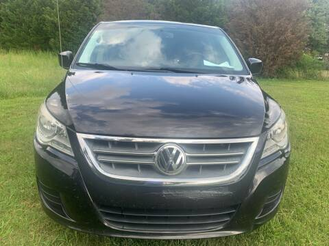 2010 Volkswagen Routan for sale at Samet Performance in Louisburg NC