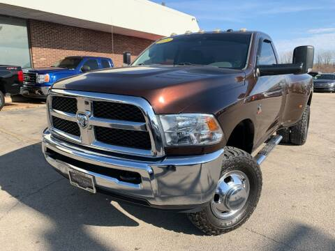 2015 RAM Ram Pickup 3500 for sale at Auto Mall of Springfield in Springfield IL