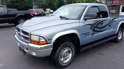 1997 Dodge Dakota for sale at Eagle's Wings Auto Sales in Hilton NY