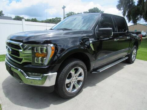 2021 Ford F-150 for sale at D & R Auto Brokers in Ridgeland SC