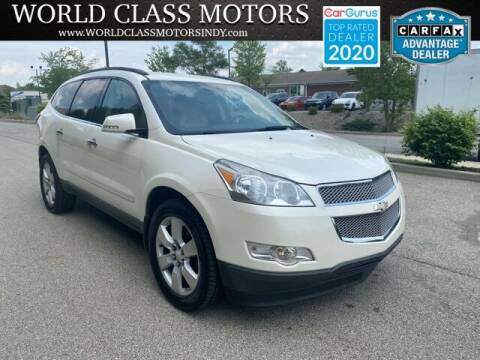 2011 Chevrolet Traverse for sale at World Class Motors LLC in Noblesville IN
