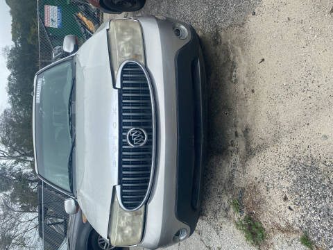 2004 Buick Rainier for sale at Auto Brokers of Jacksonville in Jacksonville FL
