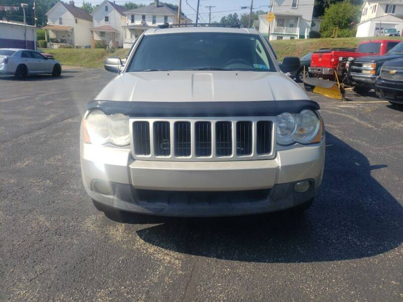 2008 Jeep Grand Cherokee for sale at KANE AUTO SALES in Greensburg PA