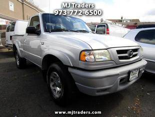 2002 Mazda Truck for sale at M J Traders Ltd. in Garfield NJ