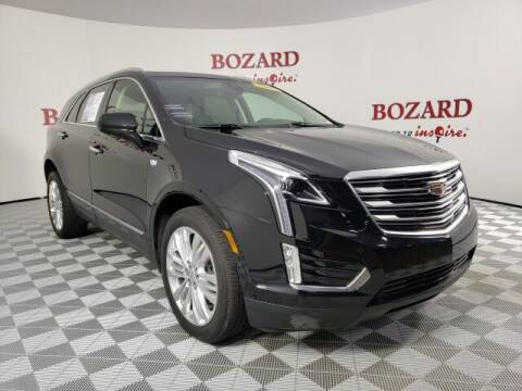 2019 Cadillac XT5 for sale at BOZARD FORD in Saint Augustine FL