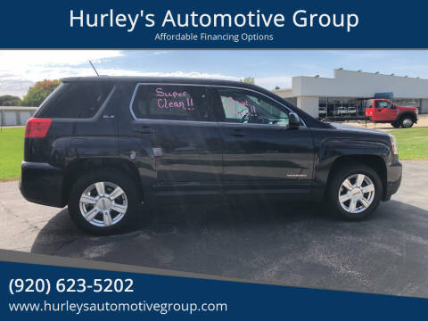 2016 GMC Terrain for sale at Hurley's Automotive Group in Columbus WI