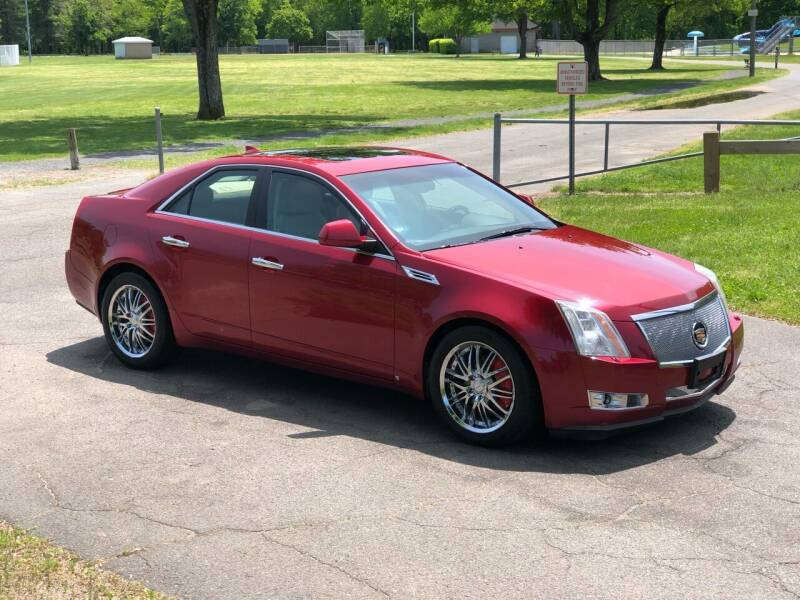 2009 Cadillac CTS for sale at Choice Motor Car in Plainville CT