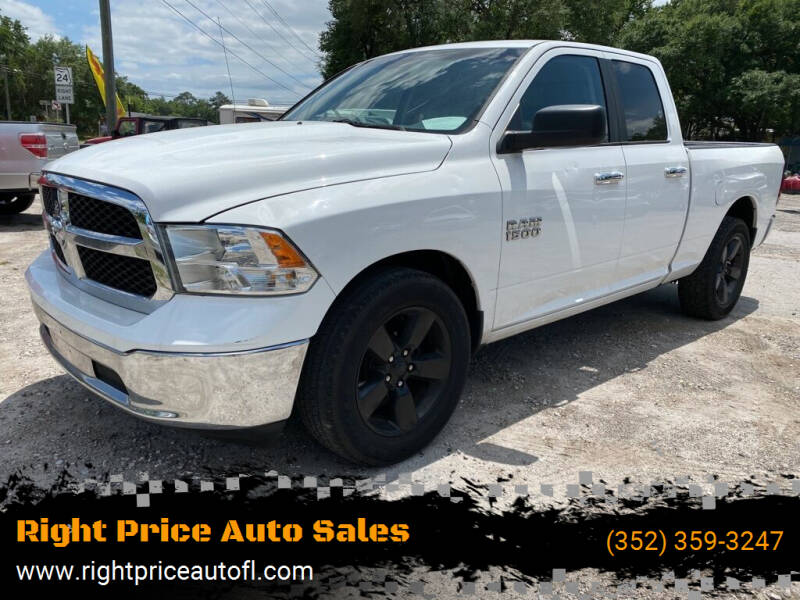 2015 RAM Ram Pickup 1500 for sale at Right Price Auto Sales in Waldo FL