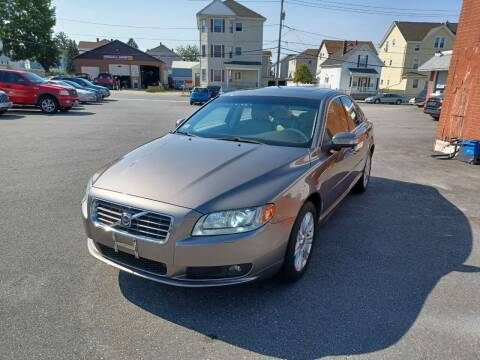 2009 Volvo S80 for sale at A J Auto Sales in Fall River MA