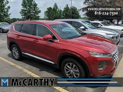2019 Hyundai Santa Fe for sale at Mr. KC Cars - McCarthy Hyundai in Blue Springs MO