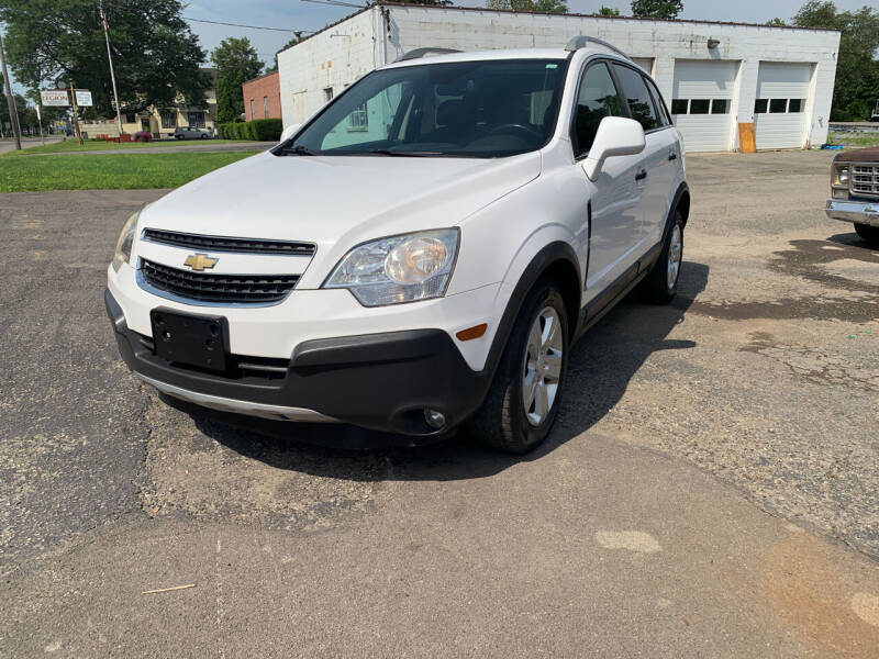 2013 Chevrolet Captiva Sport for sale at Townline Motors in Cortland NY