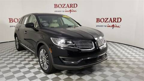 2016 Lincoln MKX for sale at BOZARD FORD in Saint Augustine FL