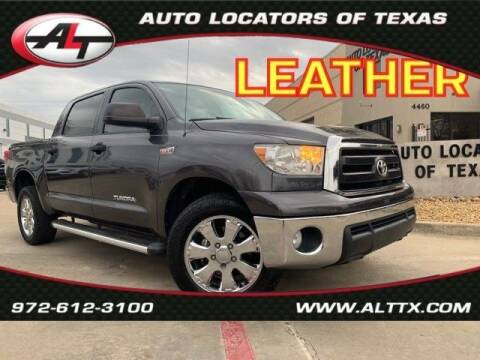 2011 Toyota Tundra for sale at AUTO LOCATORS OF TEXAS in Plano TX