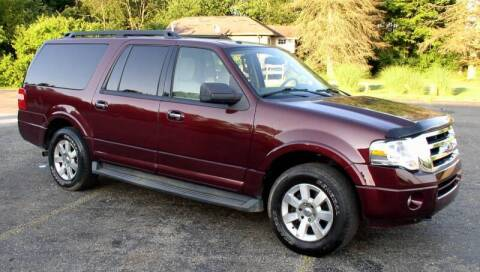 2010 Ford Expedition EL for sale at Angelo's Auto Sales in Lowellville OH