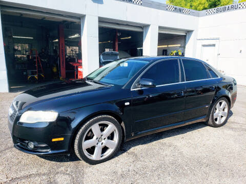 2008 Audi A4 for sale at J & M PRECISION AUTOMOTIVE, INC in Fort Collins CO