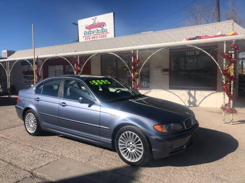 2003 BMW 3 Series for sale at Senor Coche Auto Sales in Las Cruces NM