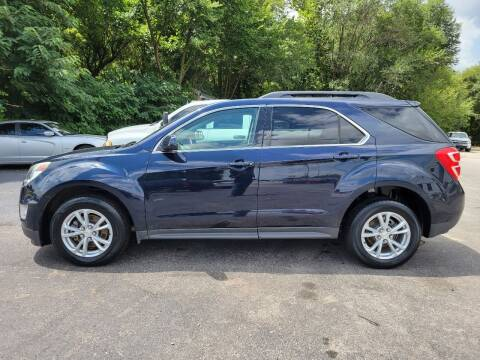 2016 Chevrolet Equinox for sale at Legacy Auto Sales in Springdale AR