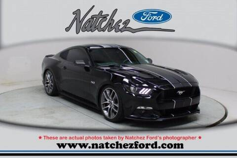 2016 Ford Mustang for sale at Auto Group South - Natchez Ford Lincoln in Natchez MS