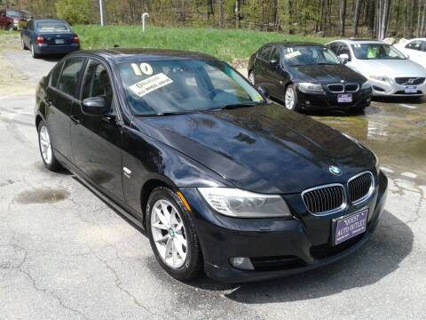 2010 BMW 3 Series for sale at Quest Auto Outlet in Chichester NH