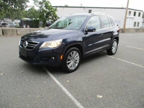 2011 Volkswagen Tiguan for sale at Route 16 Auto Brokers in Woburn MA
