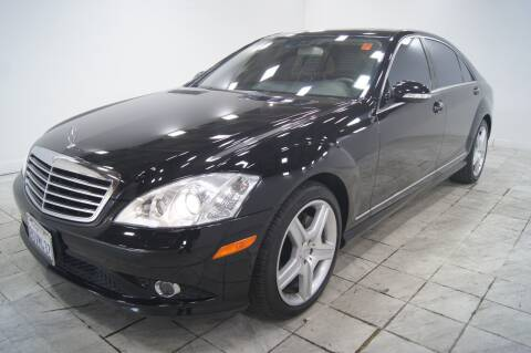 2008 Mercedes-Benz S-Class for sale at Sacramento Luxury Motors in Carmichael CA