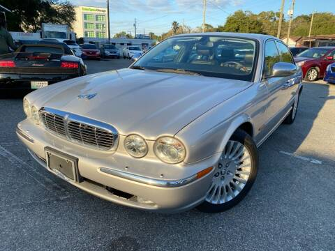 2005 Jaguar XJ-Series for sale at CHECK  AUTO INC. in Tampa FL