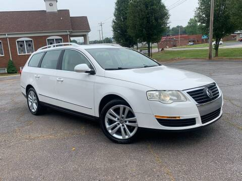 2009 Volkswagen Passat for sale at Mike's Wholesale Cars in Newton NC