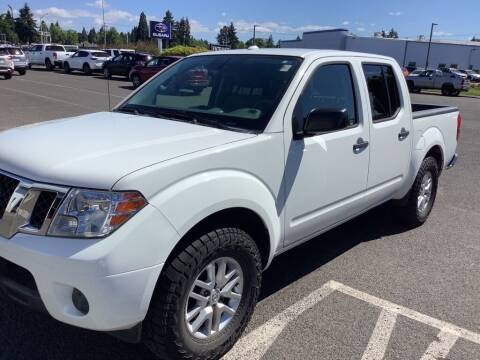 2016 Nissan Frontier for sale at Royal Moore Custom Finance in Hillsboro OR