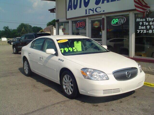 2009 Buick Lucerne for sale at G & L Auto Sales Inc in Roseville MI