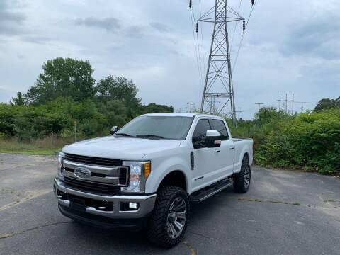 2017 Ford F-350 Super Duty for sale at Fournier Auto and Truck Sales in Rehoboth MA