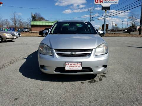 2010 Chevrolet Cobalt for sale at Gia Auto Sales in East Wareham MA