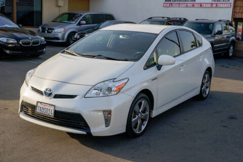2013 Toyota Prius for sale at CARSTER in Huntington Beach CA