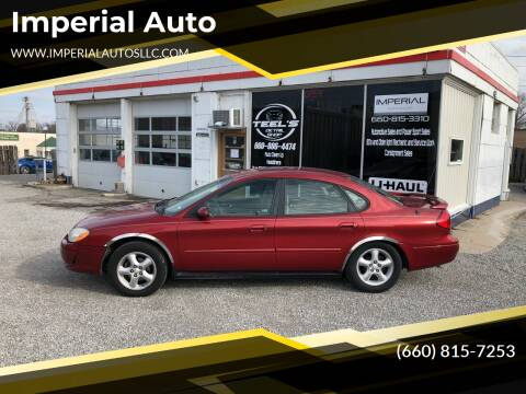 2000 Ford Taurus for sale at Imperial Auto of Marshall in Marshall MO